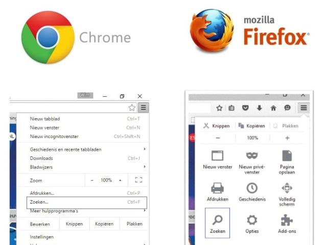 browser-zoeken